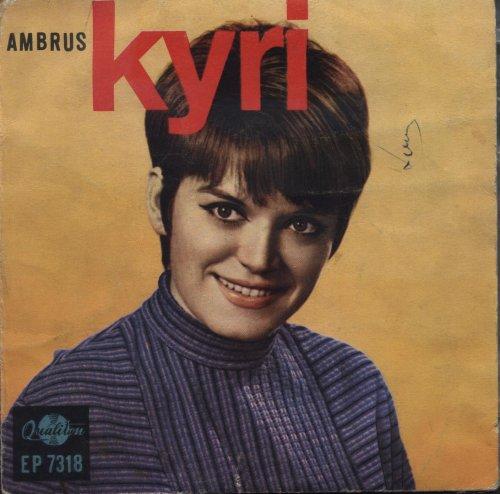 Ambrus Kyri kislemez