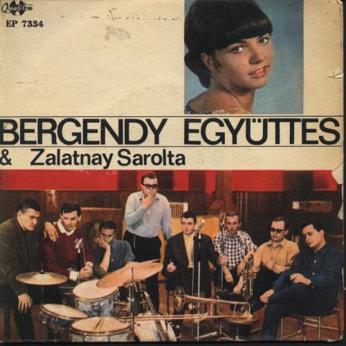 Bergendy Együttes Zalatnay kislemez