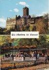 Eisenach Wartburg vára