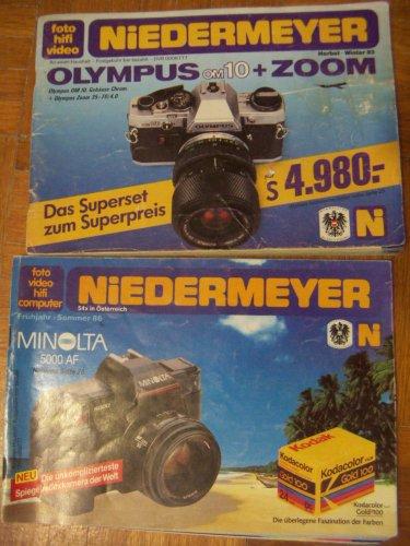 Niedermeyer reklámújság