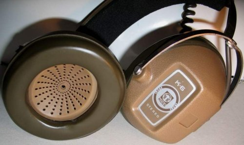 Koss K-6 fejhallgató