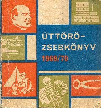 Úttörő zsebkönyv