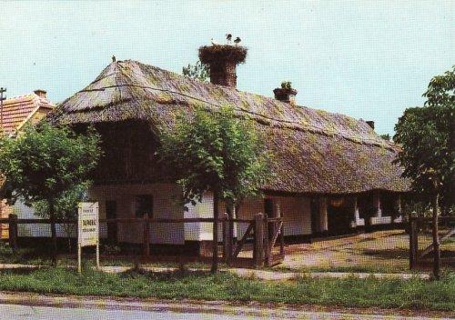 Balatonszentgyörgy népművészeti tájház