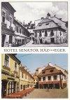 Eger - Hotel Senator ház