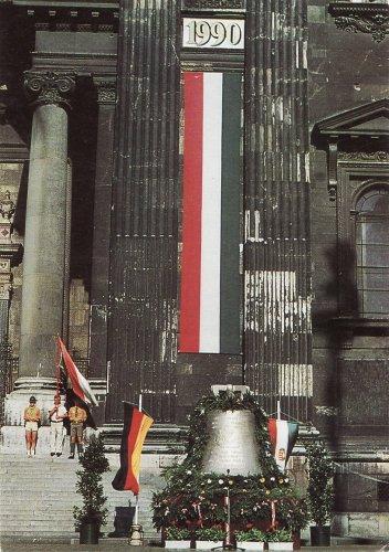 Szent István bazilika harangjának felszentelése