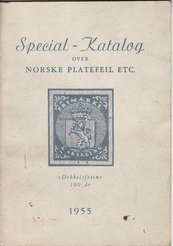 Norvég bélyegkatalógus