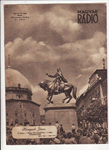 Magyar Rádió újság