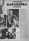 Gagarin újságcikk