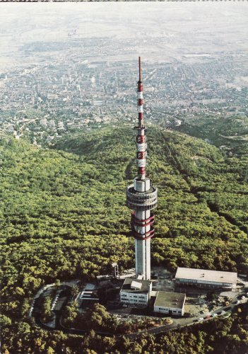 Pécs televizió torony