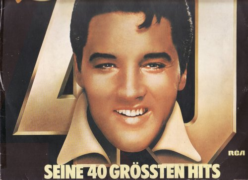 Elvis Presley aranyalbum