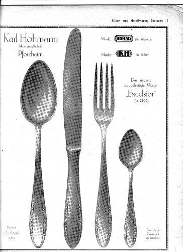 Ezüst evőeszközök