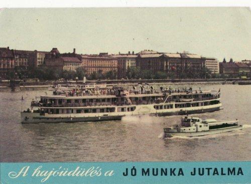 SZOT Budapest Üdülőhajó