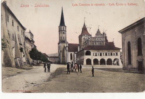 Lőcse városháza