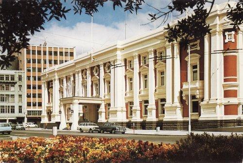 Wellington városháza