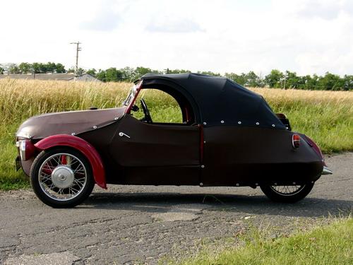 Velorex - Rokkant kocsi