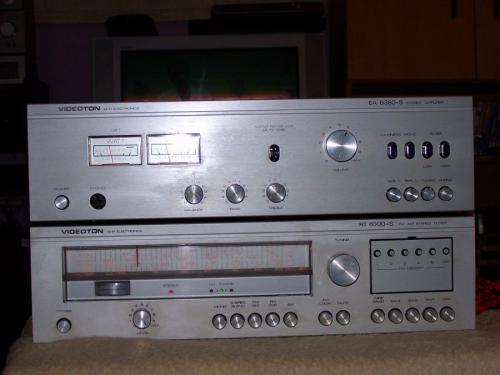 Videoton EA 6380-s/Rt 6300-s