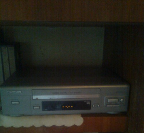 Thomson Videó magnó hi-fi nicam recorder