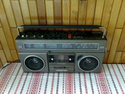 Videoton sztereó rádiós-magnó