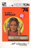 Videoton Apollo rádió