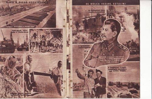Szovjetúnió - Sztálin