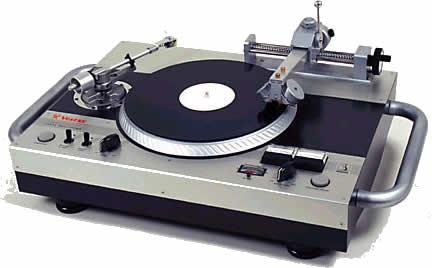 Vestax VRX 2000 Vinyl Recorder
