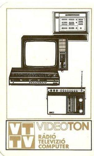 Videoton reklám