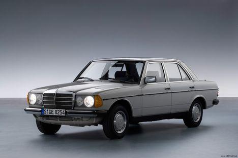 Mercedes Benz W-123