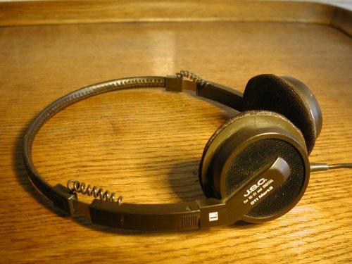 J.S.C. 001 Mark II. fejhallgató