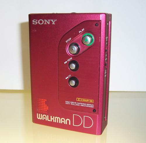 Sony walkman WM-DDI Hi-tech