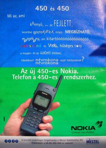 Westel 0660 hírdetés