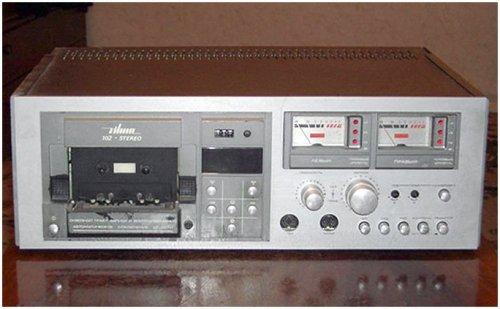 VILMA 102-S orosz kazettás deck