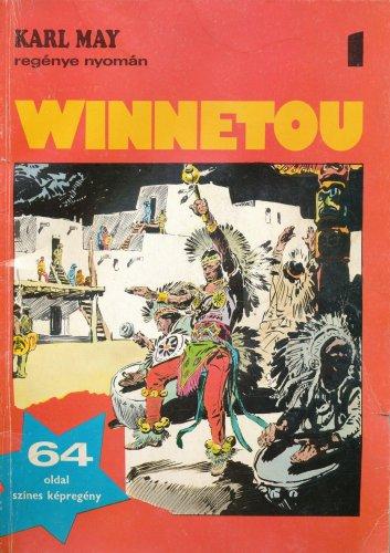Winnetou képregény