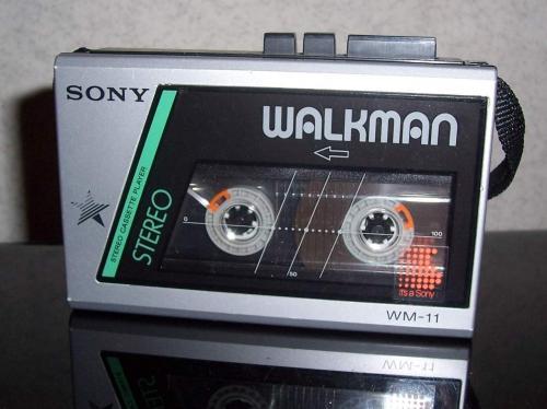 Sony walkman WM-11