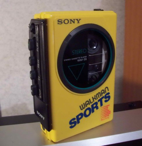 Sony walkman WM-35