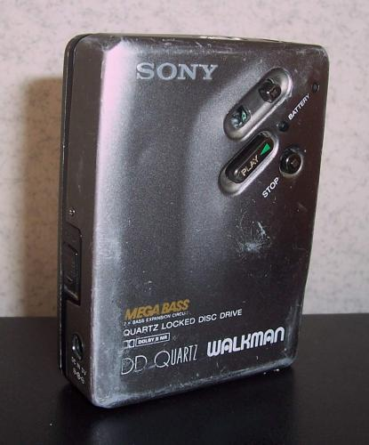 Sony walkman WM-DD33