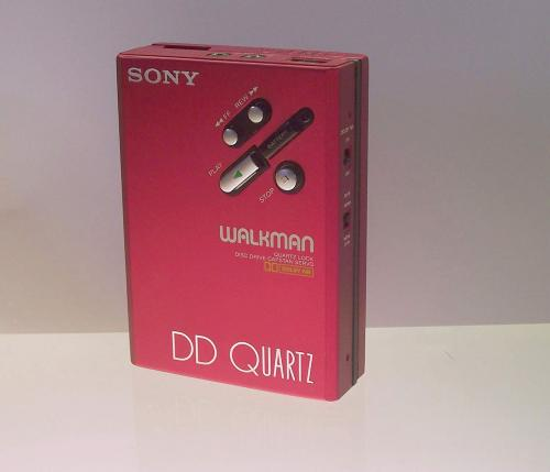 Sony walkman WM-DDIII