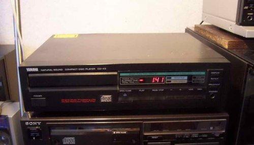 Yamaha CD-X3 cdjátszó