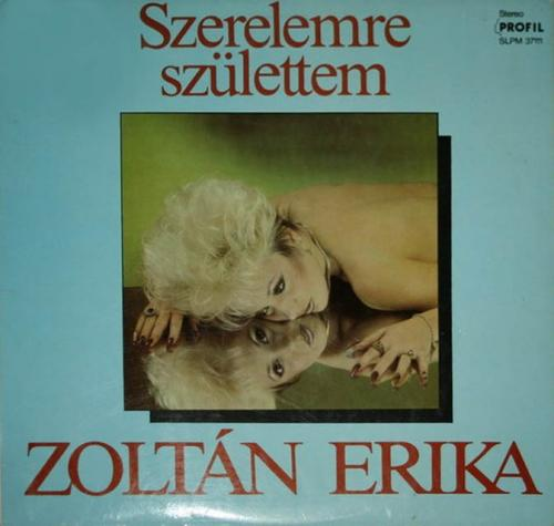 Zoltán Erika első nagylemeze