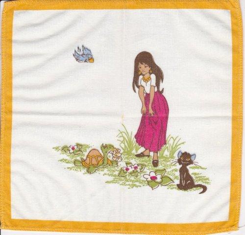 Textil zsebkendők - Szaffi