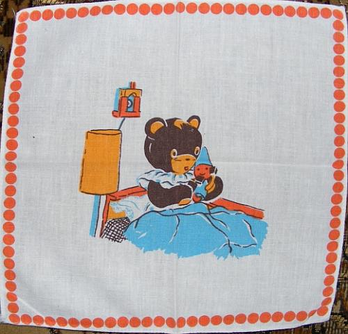 Tévé Maci zsebkendő