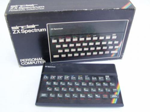Sinclair ZX Spectrum számítógép