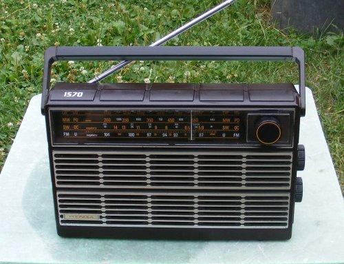 Phonola rádió - 1570