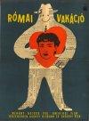 Római vakáció filmplakát