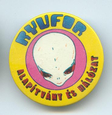 UFO jelvény (RYUFOR)