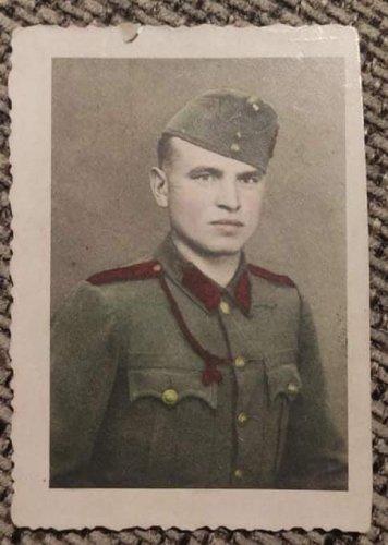 Belánszky Vilmos - Don kanyar egyik túlélője