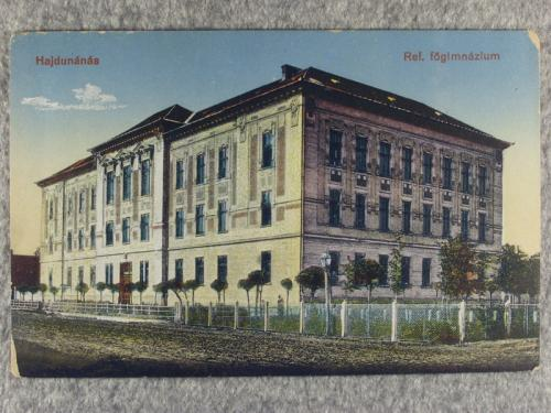Hajdúnánás-Ref.főgimnázium