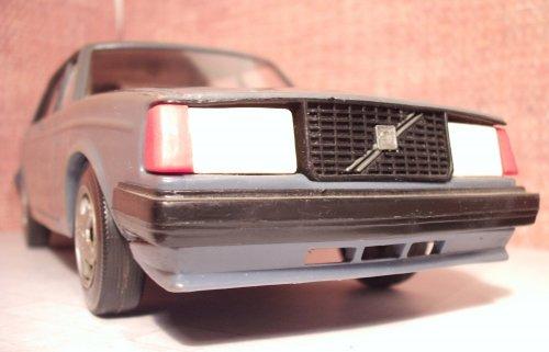 Volvo játék