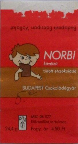 Norbi csokoládé