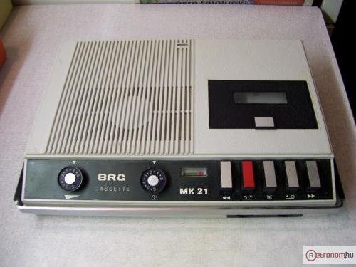 BRG MK-21 fehér