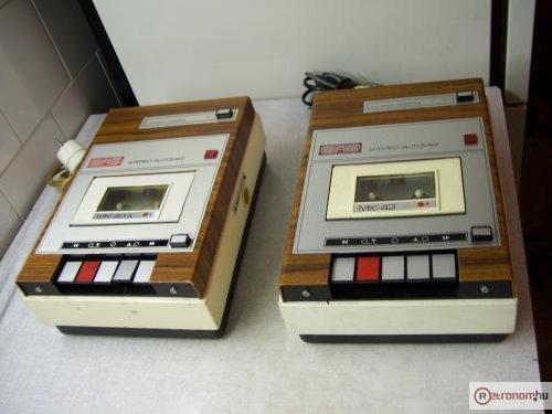 BRG MK-43 és 43a stereo magnetofon
